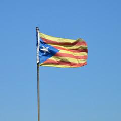 Flag of Catalan