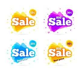 Web Banner sale summer