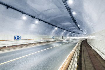 tunnel interior background