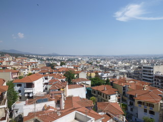Overview Thessaloniki