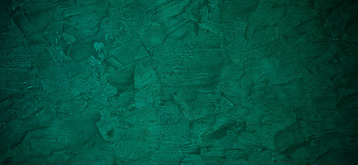 green mortar background texture / green wall