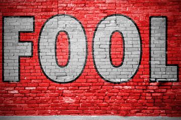Fool Graffiti
