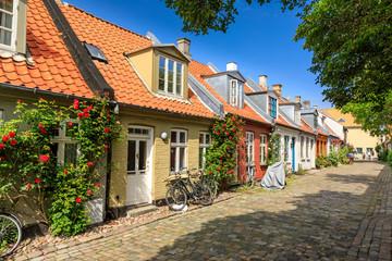 Mollestien street, Aarhus, Denmark