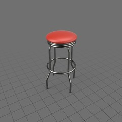 A Diner Stool151