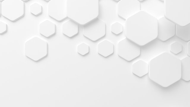 White background texture 3D. 3d illustration, 3d rendering.