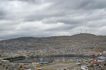 Patarcocha Cerro de Pasco