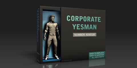 Corporate Yesman