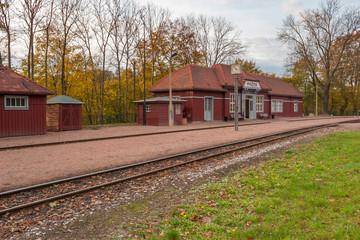 Bahnhof Malter
