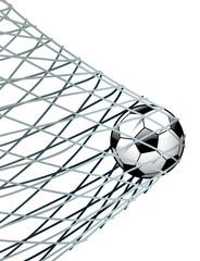 soccer ball goal