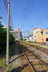線路 鉄道イメージ
