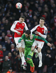 Arsenal v Sunderland - FA Cup Third Round