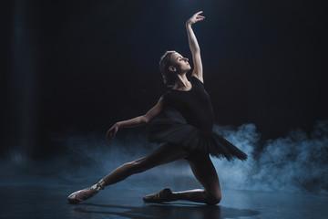 elegant ballerina