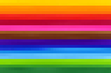 Bright color stripes abstract background