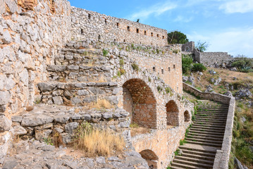 Palamidi Castle, Nafplion, Greece