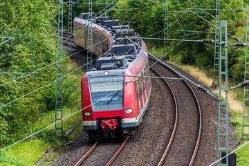 S-Bahn nach Worringen