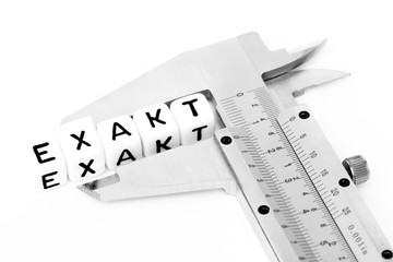 Exakte Messung