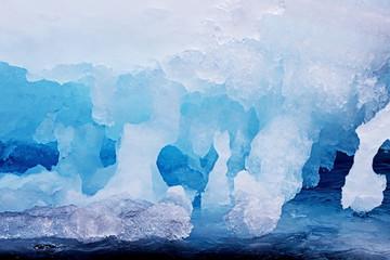 Eisskulpturen - Ice structures