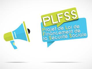mégaphone : PLFSS