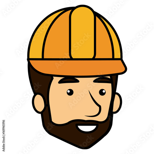 "Avatar 2 X 12: ""repairman Builder Head Avatar Character Vector"