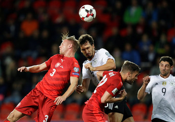 2018 World Cup Qualifications - Europe - Czech Republic vs Germany