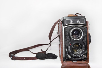 Ready, Set, Take a Picture with a Vintage Camera, Not Yet