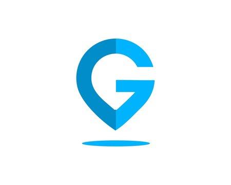 G PIN logo icon