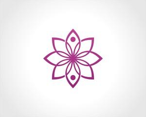flower spa logo