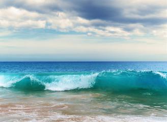 Waves at Big Beach