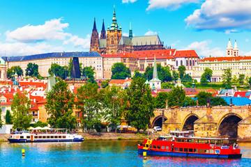 Scenery of Prague, Czech Republic
