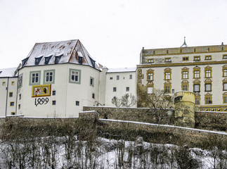 Passau, Stadtansicht, Deutschland, Süddeutschland