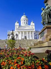 Helsinki, Domkirche, Finnland