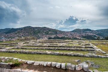 Ruinen von Sacsayhuamán, Cusco
