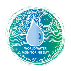 World Water Monitoring Day
