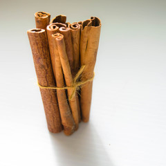 Cinnamon sticks group