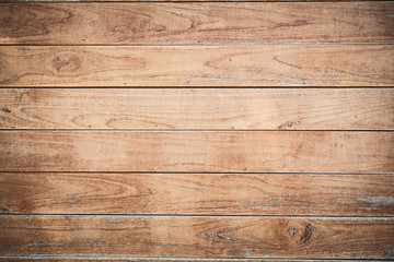 Light Wood Texture Background Surface With Old Natural Pattern Or Table Top View