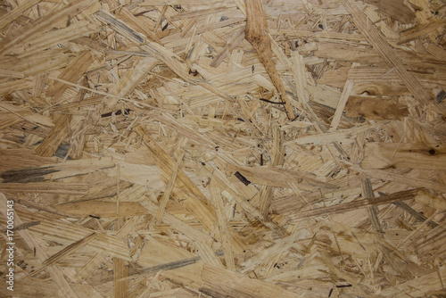 fragment of the OSB board