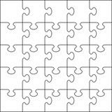 Puzzle piece backdrop in vector format step and repeat simple puzzle piece backdrop in vector format step and repeat simple background wallpaper template pronofoot35fo Image collections