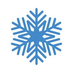 Snow icon - vector