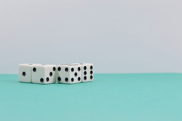 dices horizontal