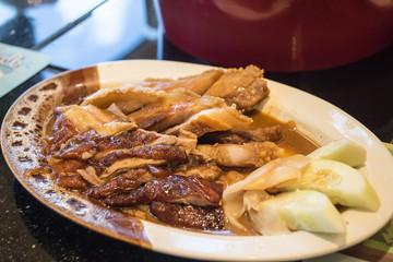 タイ料理: ローストダック
