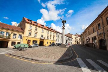 Vilnius (Lithuania) - Angel of Uzupis