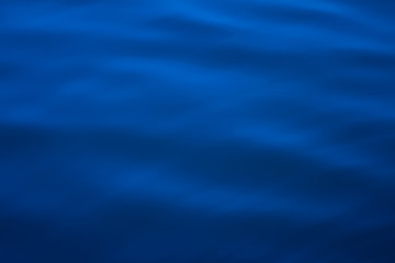 Blue color abstract background of liquid wave based on water wave