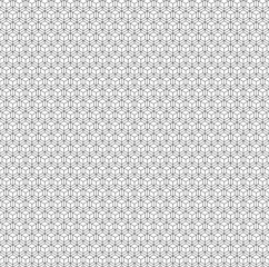 Abstract geometric cube seamless pattern. Simple minimalistic graphic design background, fabric ornament. Vector illustration