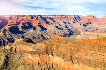Grand Canyon of river Colorado in Arizona, USA.