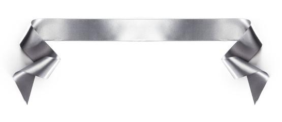Silver Banner ribbon