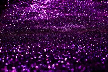 purple glitter texture christmas abstract
