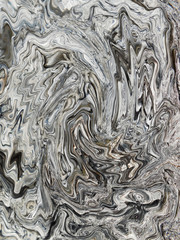Background pattern with a waves. Imitation of a marble texture