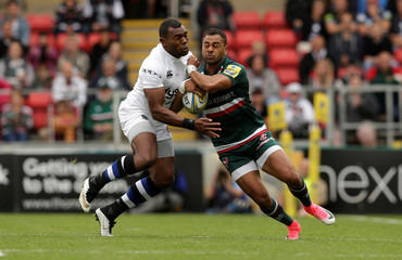Premiership - Leicester Tigers vs Bath Rugby