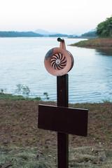 Warning devices Lake Shore