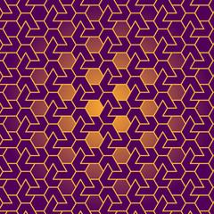 Geometrical Arabic islamic pattern background